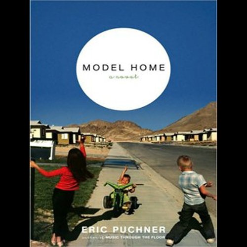 Model Home cover art