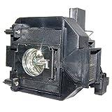 Lampada SUPER ELPLP67 per videoproiettore EPSON:EB-X11, MG-850HD , EH-TW480, EB-915, EB-SXW11, EB-SXW12, EB-X12, EB-X14, EB-S11, EB-W12, EB-S02, EB-X02