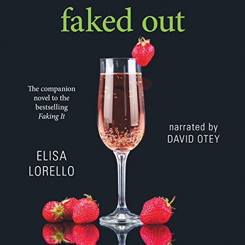Faked Out audiobook cover art