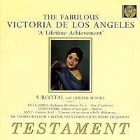 Fabulous Victoria De Los Angeles