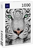 Lais Puzzle Tigre blanco 1000 piezas