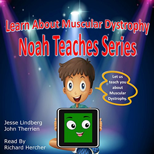 Learn About Muscular Dystophy audiobook cover art