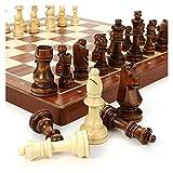 Tablero de ajedrez Juegos de ajedrez Juego de ajedrez de Madera...