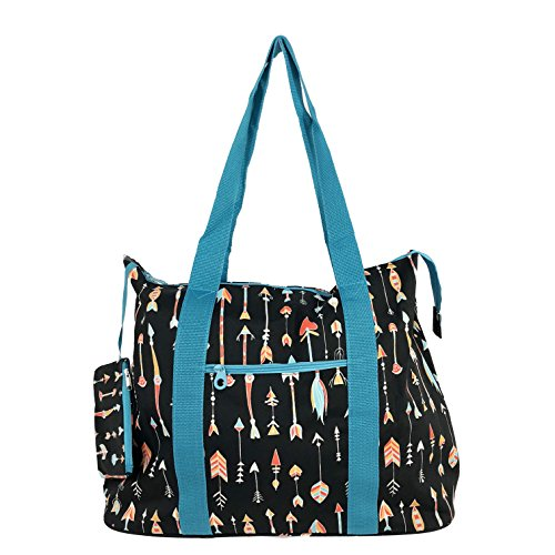 Ever Moda Arrow Tote Bag X-Large