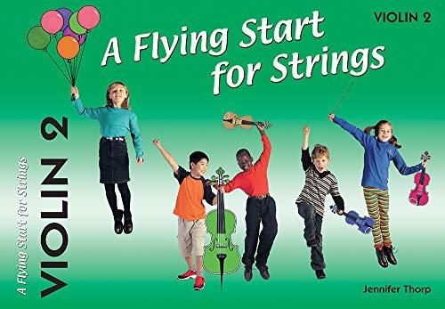 A Flying Start for Strings: Violin Book 2