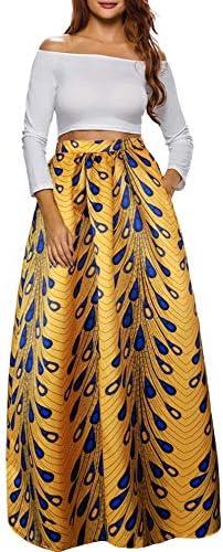 African maxi skirt _image2