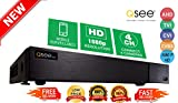 Best Q-SEE DVRs - Q-see 4 Channel High Definition 1080P 4 IN Review