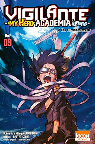 Vigilante : My Hero Academia Illegals Edition simple Tome 9