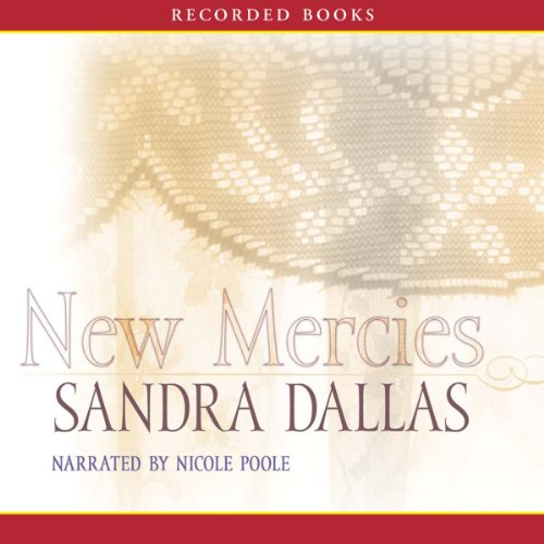 New Mercies audiobook cover art