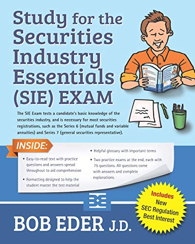 Study for the Securities Industry Essentials (SIE) Exam