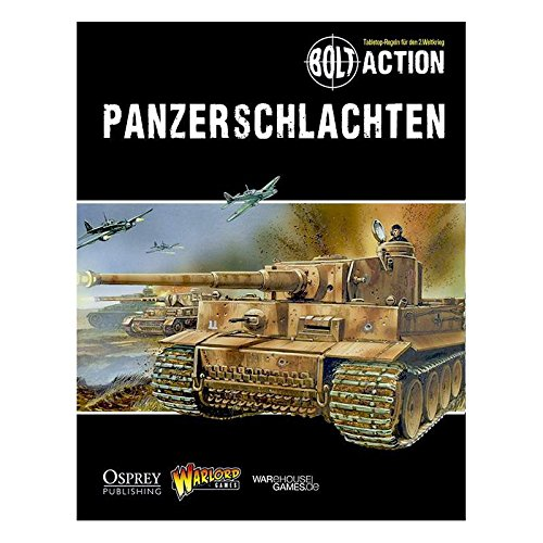 Bolt Action Panzerschlachten (Deutsch)