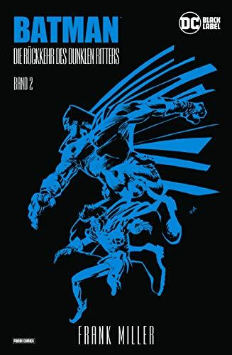 Batman: Die Rückkehr des Dunklen Ritters (Alben-Edition): Bd. 2 (von 4)