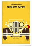 """Juniqe® Filme Poster 20x30cm - Design """"The Great"""