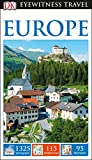 DK Eyewitness Europe (Travel Guide)