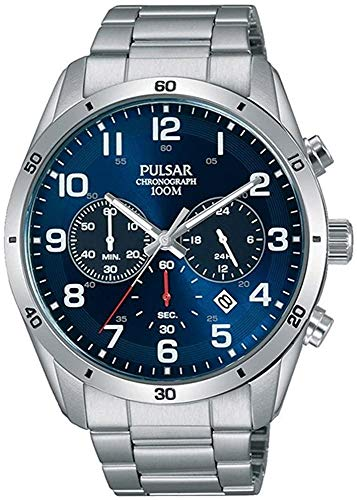 Mens Pulsar Chronograaf Horloge PT3829X1