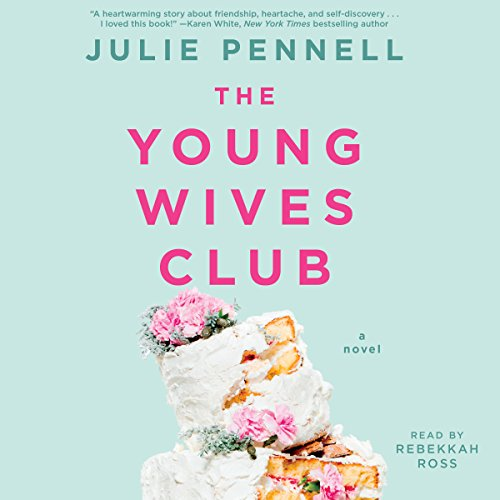 The Young Wives Club audiobook cover art