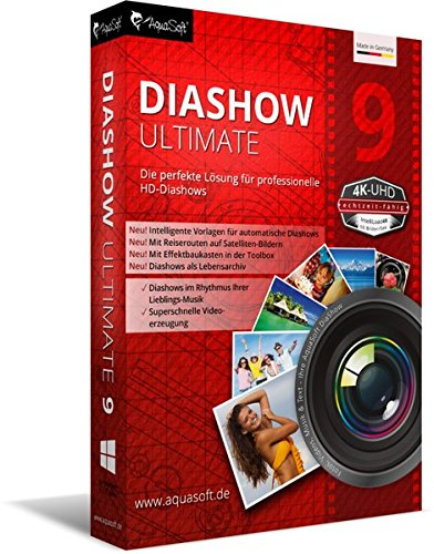 AquaSoft DiaShow 9 Ultimate
