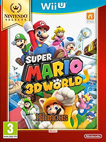 Super Mario 3D World funny Collection