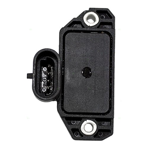 Ignition Control Module Unit Replacement for Chevrolet Cadillac Pontiac GMC Pickup Truck Van SUV 10482803