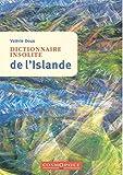 Dictionnaire Insolite de l'Islande - Cosmopole - 10/05/2016