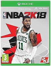 NBA 2K18 Standard Edition [XBOX ONE] (CDMedia Garantili)