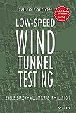 Low-Speed Wind Tunnel Testing 3Ed (Pb 2014)