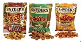 Snyder's Of Hanover Pretzel Pieces - Variety Mix 56g (Pack of 30)