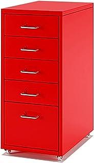 QSJY Cabinet de fichier 5/6 / 8Drawer -, classement Armoires de Stockage de Meubles de Cuisine, unité Verticale de Bureau ...