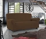Banzaii Funda Sofa Elastica  3 Plazas Marron  Subito Fatto Made in Italy
