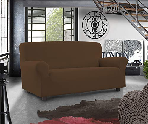 Banzaii Funda Sofa Elastica – 1 Plaza Marron – Subito Fatto Made in Italy
