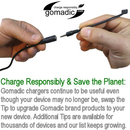 Gomadic Classic Straight USB Cable for The Palm Palm Tungsten E2 with Power Hot Sync and Charge Capabilities - Uses TipExchange Technology