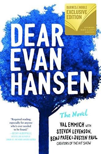 Dear Evan Hansen: The Novel (B&N Exclusive Edition)