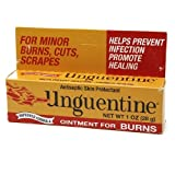 Unguentine Antiseptic Skin Protectant Ointment, Improved Formula - 1 Oz