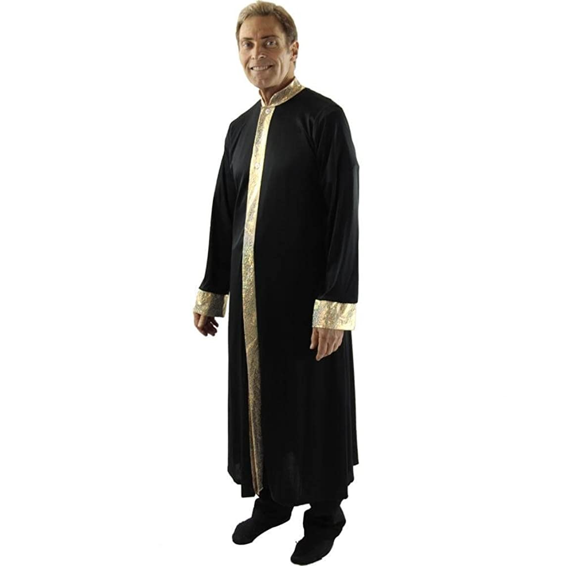 Danzcue Boys Worship Dance Stained Glass Robe