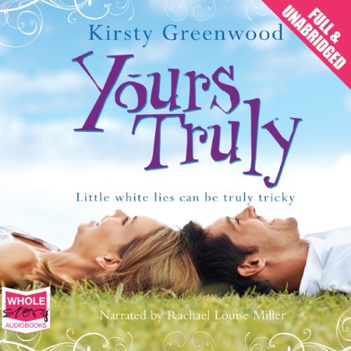 Yours Truly audiobook cover art