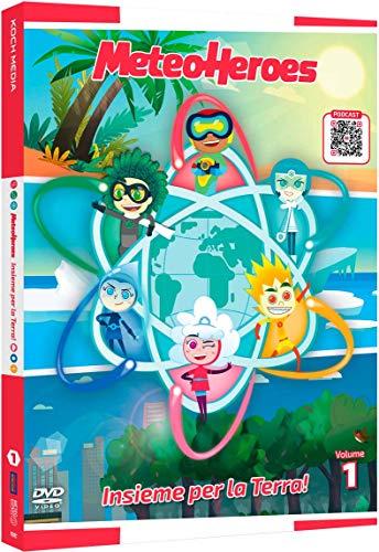 MeteoHeroes: Insieme Per La Terra! - Volume 1 (DVD Con Sorpresa)