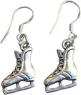 Skate Earrings, Figure Skating Jewelry- Ice Skating Earrings - Perfect Figure Skating Gifts