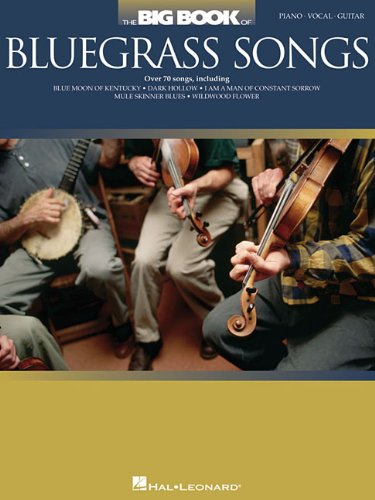 The Big Book of Bluegrass Songs
