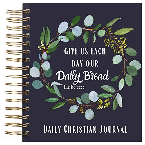 Mr Pen- Christian Planner 365 Pages Daily Bible Journal Prayer Journal Bible Study Journal Devotional Journal Religious Gifts Write the Word Journal Prayer Journal for Women Christian Gift