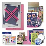 TXT The 2nd Album Repackage - THE CHAOS CHAPTER : FIGHT OR ESCAPE [ ESCAPE ver. ] CD-R+Photo Book+LyricBook+BehindPoster+PhotoCard+StickerPack+PostCard+Poster+ARCard+OS PhotoCard+Cut-out Board