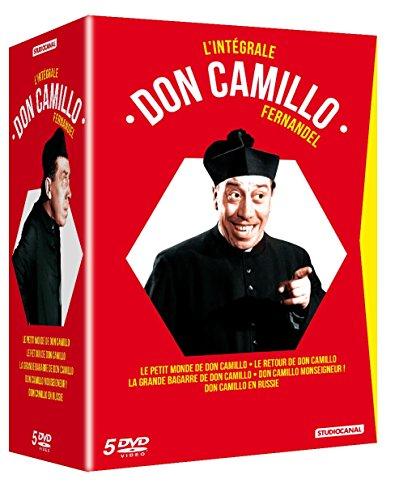 Coffret intégrale don camillo 5 films [FR Import]