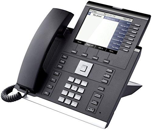 Unify OpenScape Desk Phone IP 55G (SIP), Icon schwarz