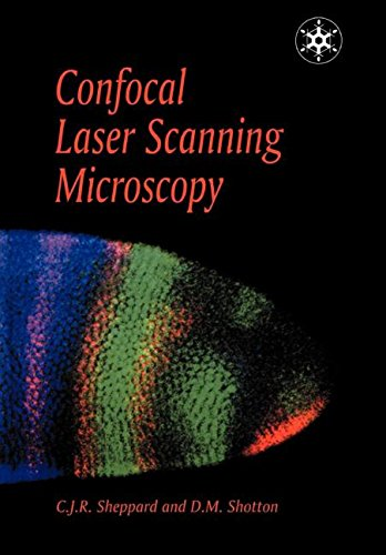 Confocal Laser Scanning Microscopy (Royal Microscopical Society Microscopy Handbooks)