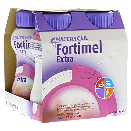 Fortimel Extra Waldfruchtgeschmack, 4X200 ml