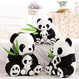 Día De Panda Muñeco De Peluche De Juguete Muñeca Muñeca De La Panda De Kung Fu Panda Niños Zzzb...