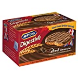 Digestive Dark Chocolate Original Mcvitie'S 300G.
