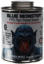 Mill-Rose 76005 Millrose Monster 16 Fluid Ounce Heavy-Duty Industrial Grade with PTFE, Blue