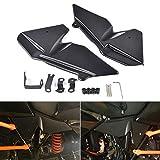 RONGLINGXING Pieces de Sport Motorise Plastique moto Radiateur Panneau latéral Couverture Protecteur For KTM...