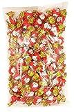 Bombón Papa Noel - Santa Claus de chocolate con leche 1000 gramos