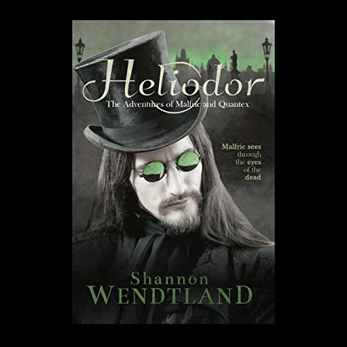 Heliodor audiobook cover art